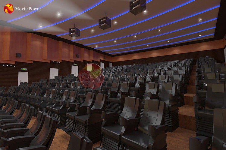 280 Seats 4D Movie Theater